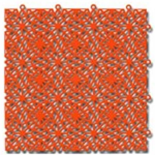 GULVBELEGG BERGO ROYAL ORANGE GLOW